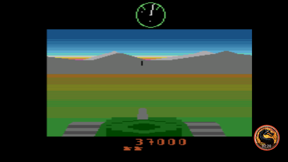 omargeddon: Battlezone [Game 2: Intermediate] (Atari 2600 Emulated) 37,000 points on 2019-08-30 22:54:14
