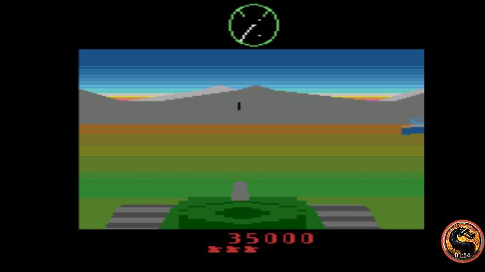 omargeddon: Battlezone [Game 3: Advanced] (Atari 2600 Emulated) 35,000 points on 2019-08-30 22:55:07