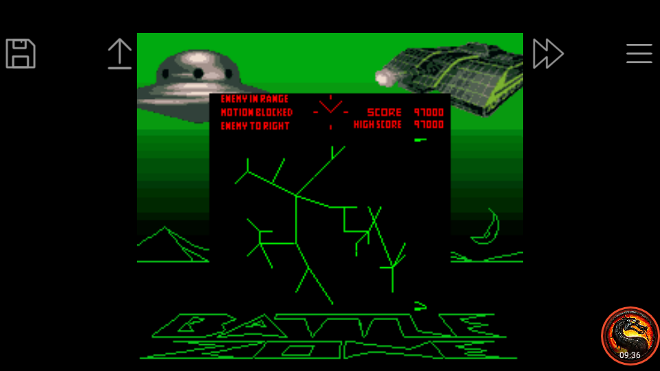omargeddon: Battlezone (Game Boy Emulated) 97,000 points on 2020-05-25 10:03:54