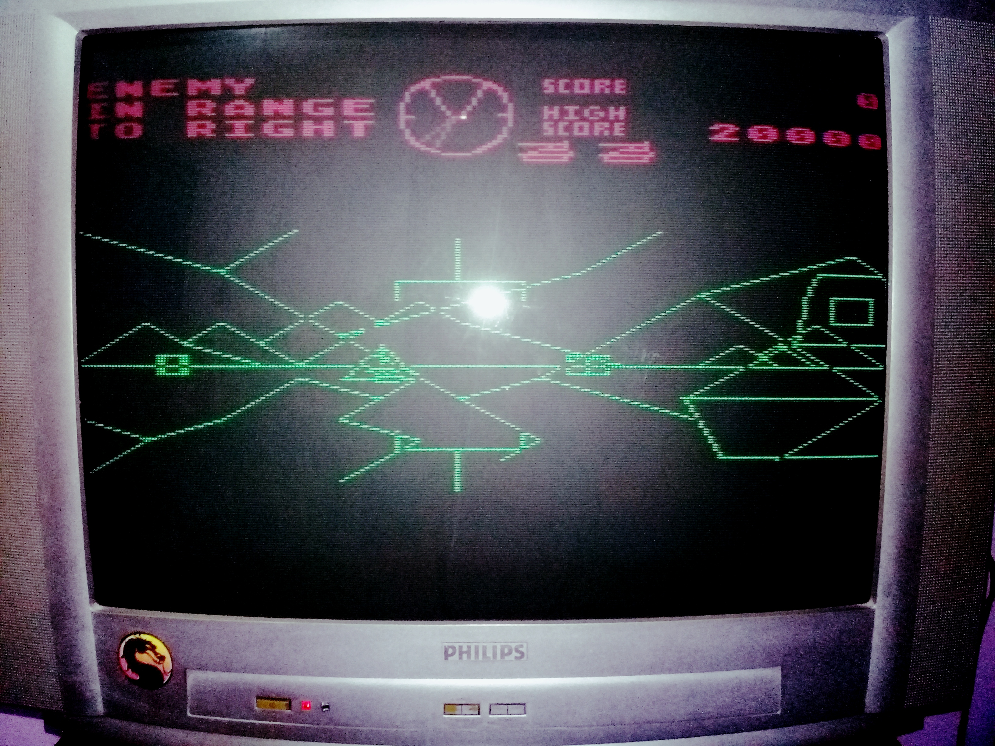 omargeddon: Battlezone [Level 3] (Atari 400/800/XL/XE) 20,000 points on 2020-09-06 01:22:32