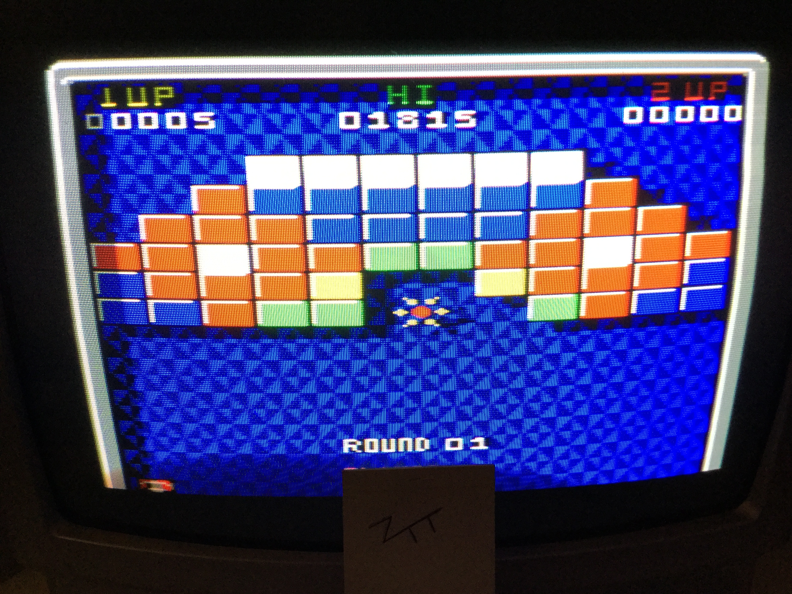 Frankie: Batty (Amstrad CPC) 1,815 points on 2017-03-26 12:00:13