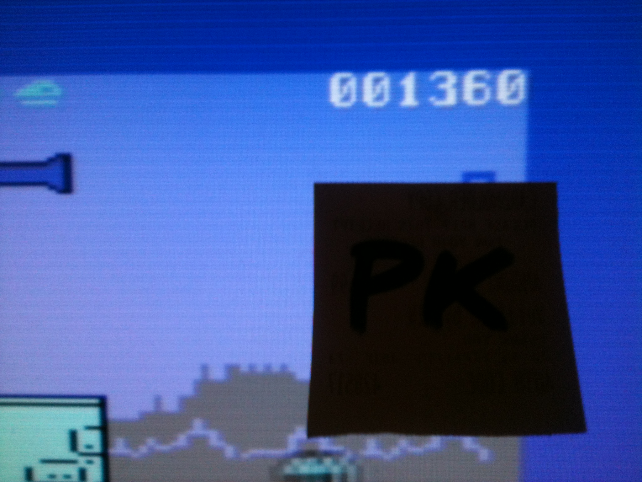 kernzy: Bazooka Bill (Commodore 64) 1,360 points on 2015-11-29 17:24:53