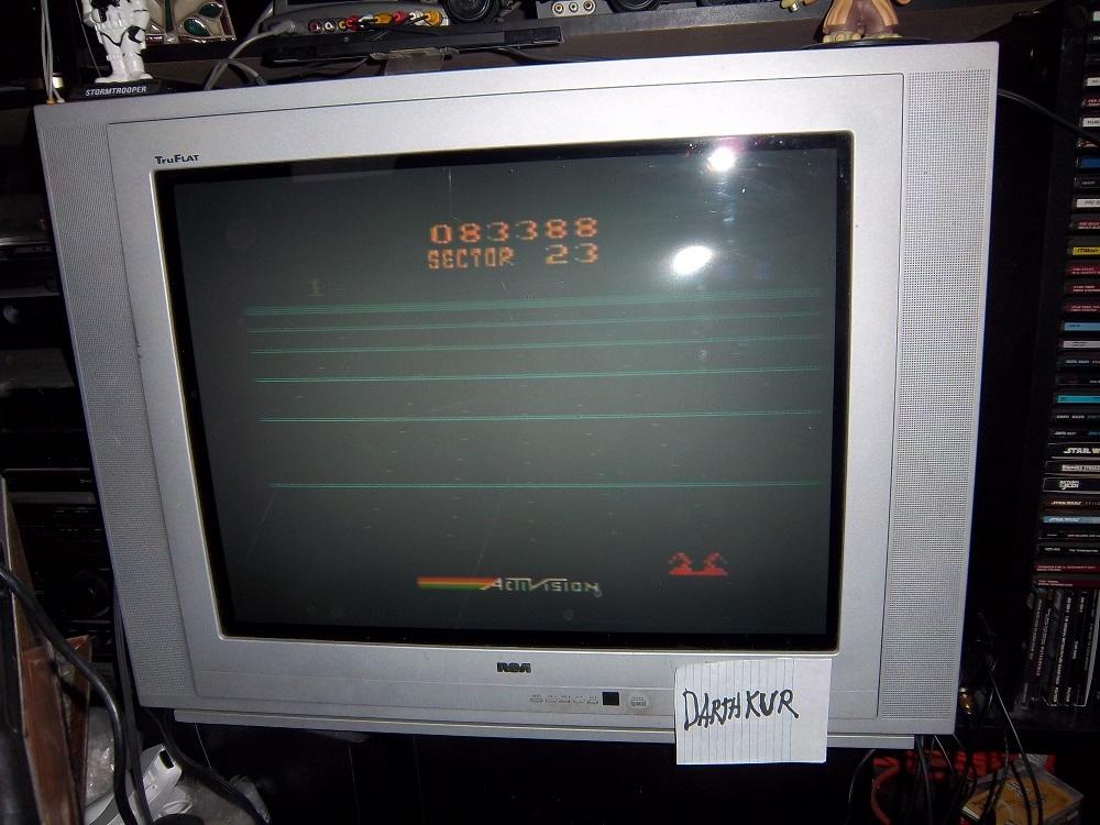 darthkur: Beamrider (Atari 2600 Novice/B) 83,388 points on 2016-05-19 16:40:03