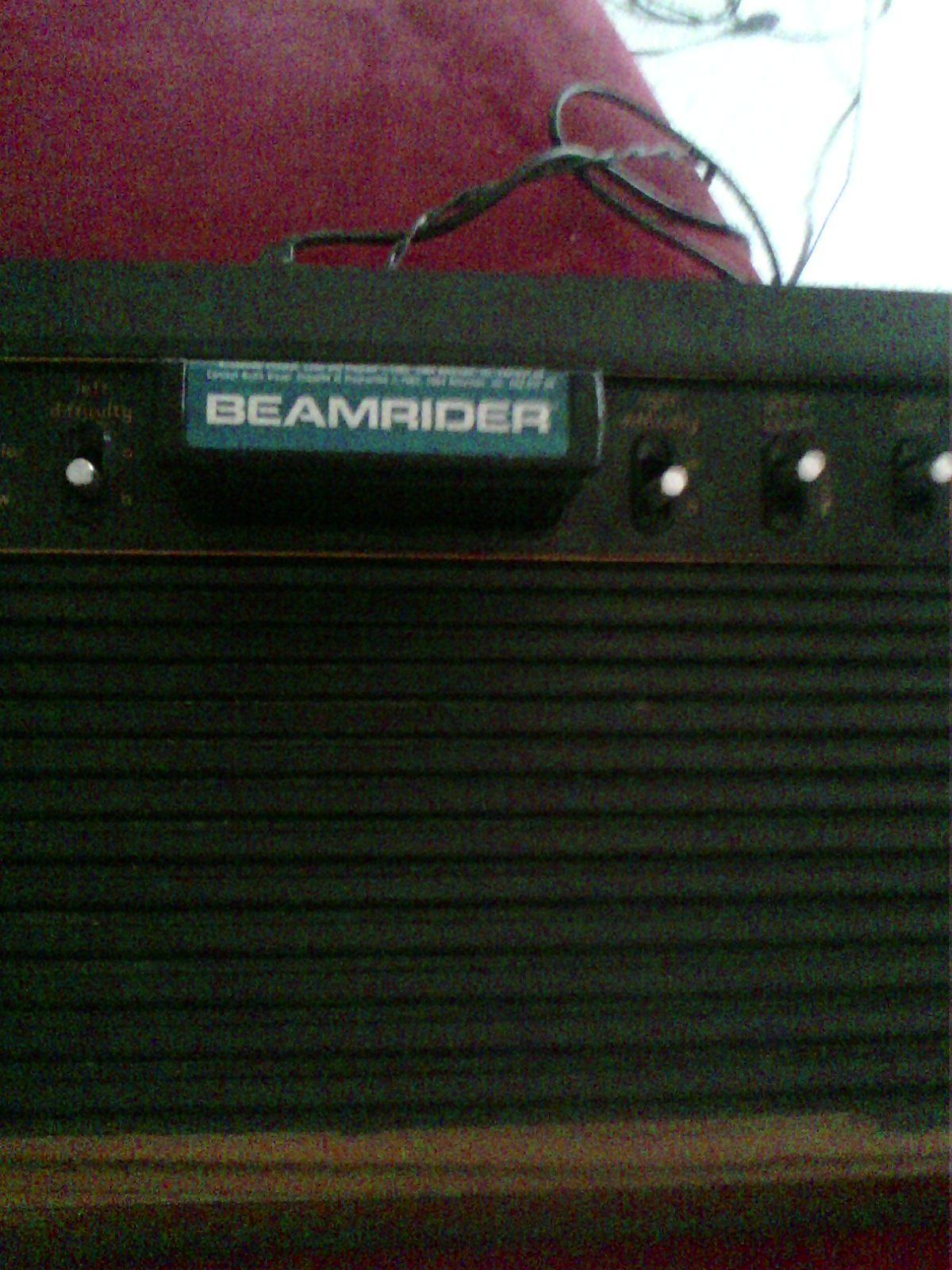 MisterVCS: Beamrider (Atari 2600 Novice/B) 30,270 points on 2018-09-09 06:21:50
