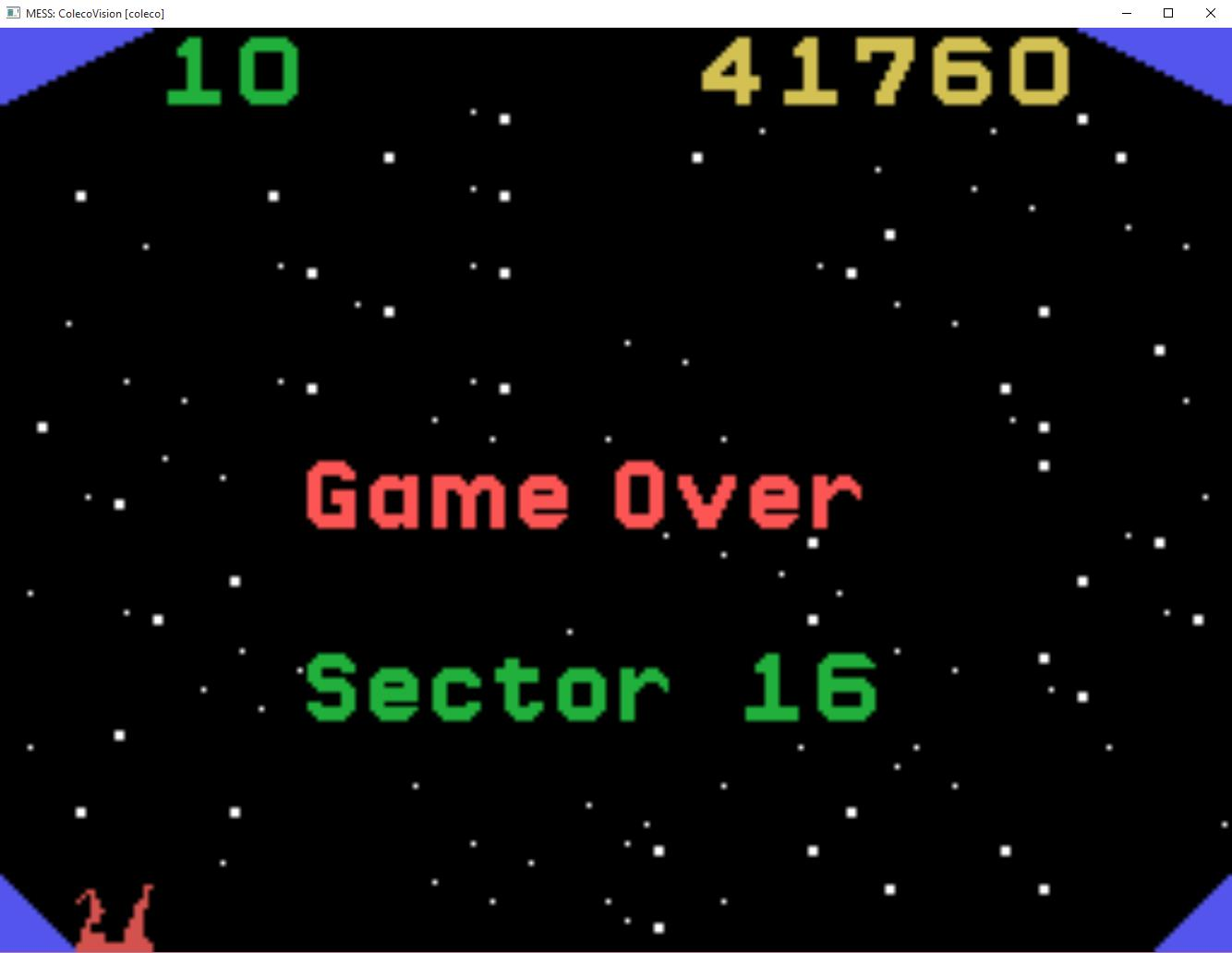 rafael: Beamrider: Skill 1 (Colecovision Emulated) 41,760 points on 2015-09-05 09:53:47