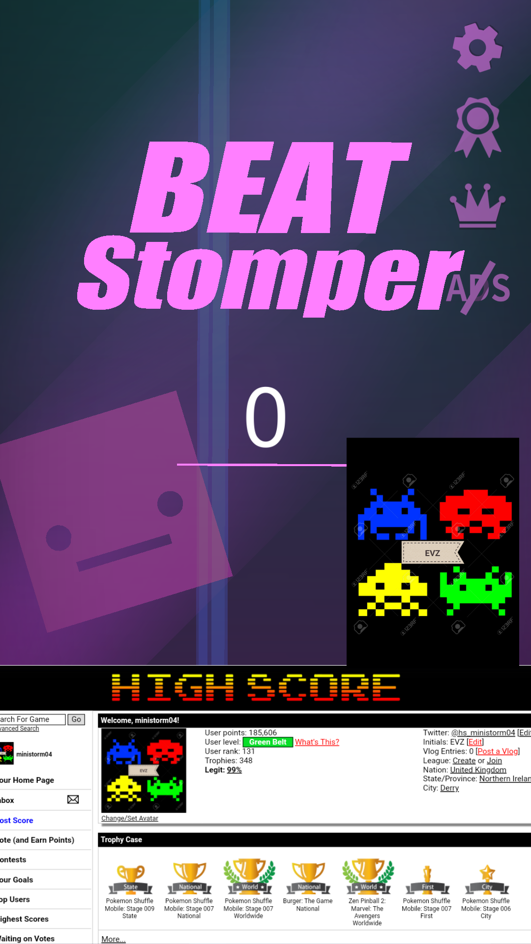 ministorm04: Beat Stomper (Android) 65 points on 2019-06-08 12:52:36