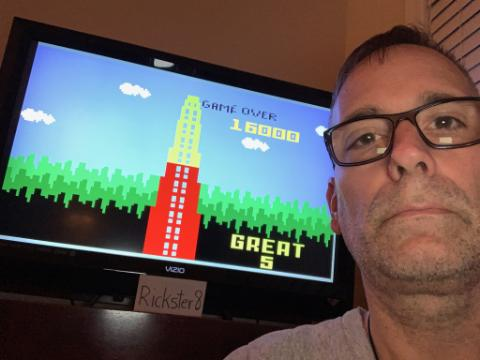 Rickster8: Beauty and the Beast (Intellivision Emulated) 16,000 points on 2020-09-17 23:40:45