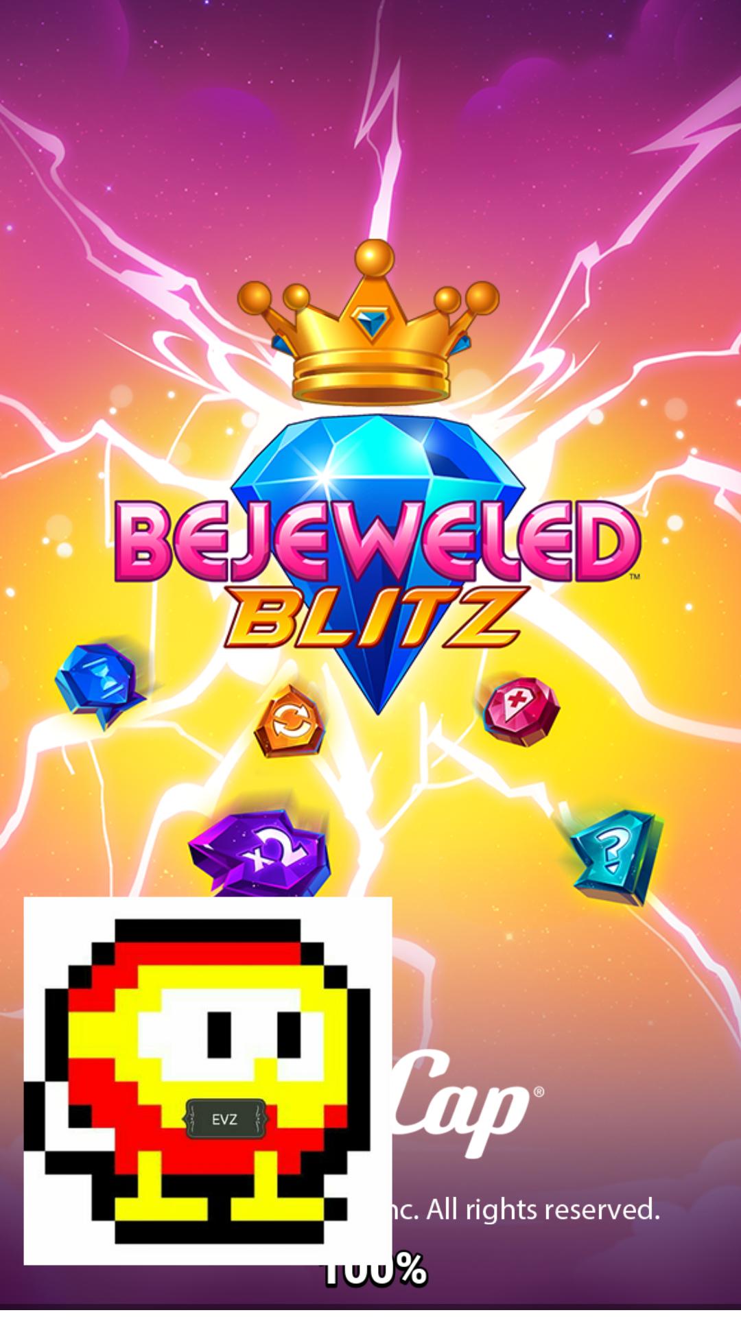 Bejeweled Blitz 5,218,850 points