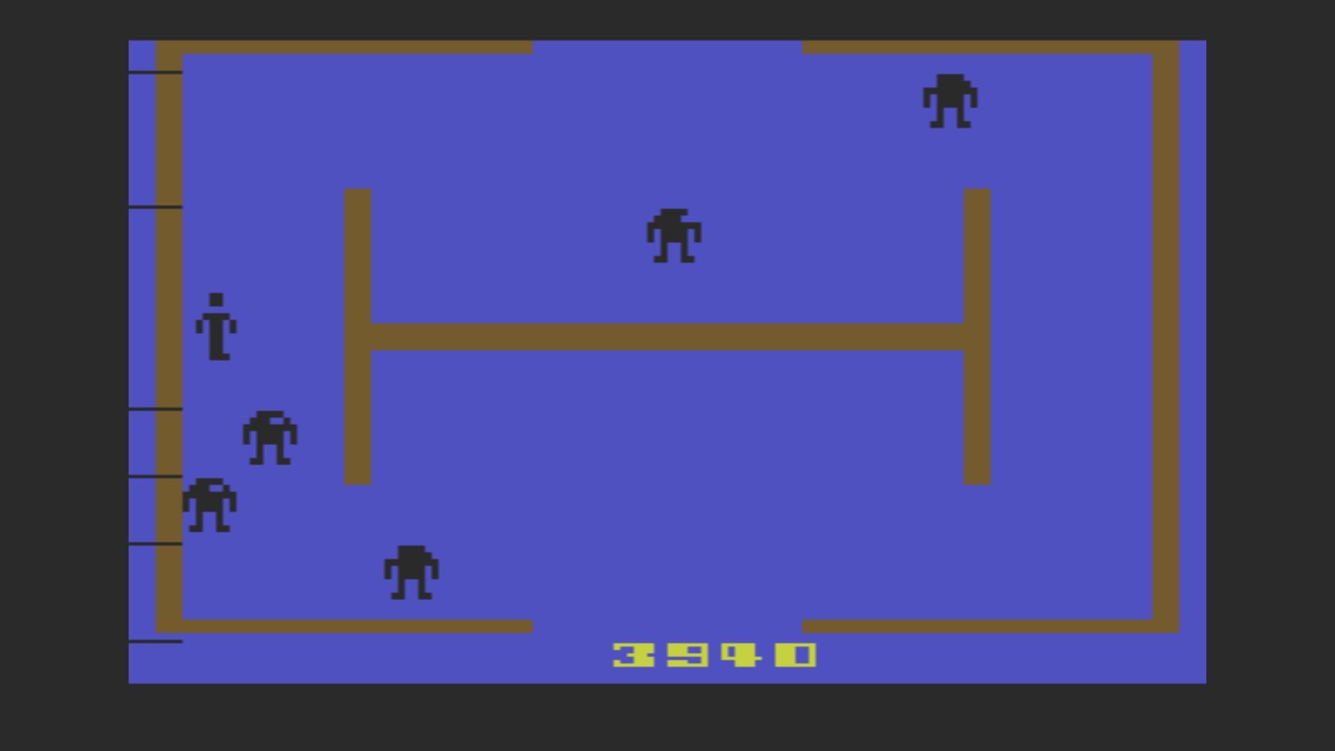 AkinNahtanoj: Berzerk: Game 1 (Atari 2600 Emulated) 3,940 points on 2020-10-19 15:51:50