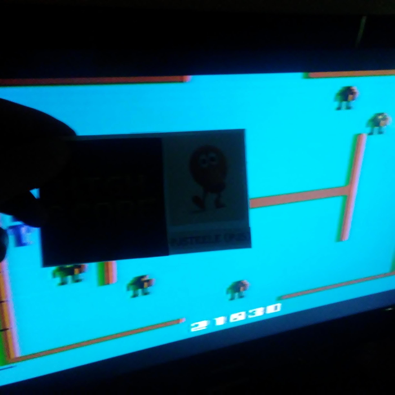 Pjsteele: Berzerk: Game 1 (Atari 2600) 21,830 points on 2018-08-05 17:23:36