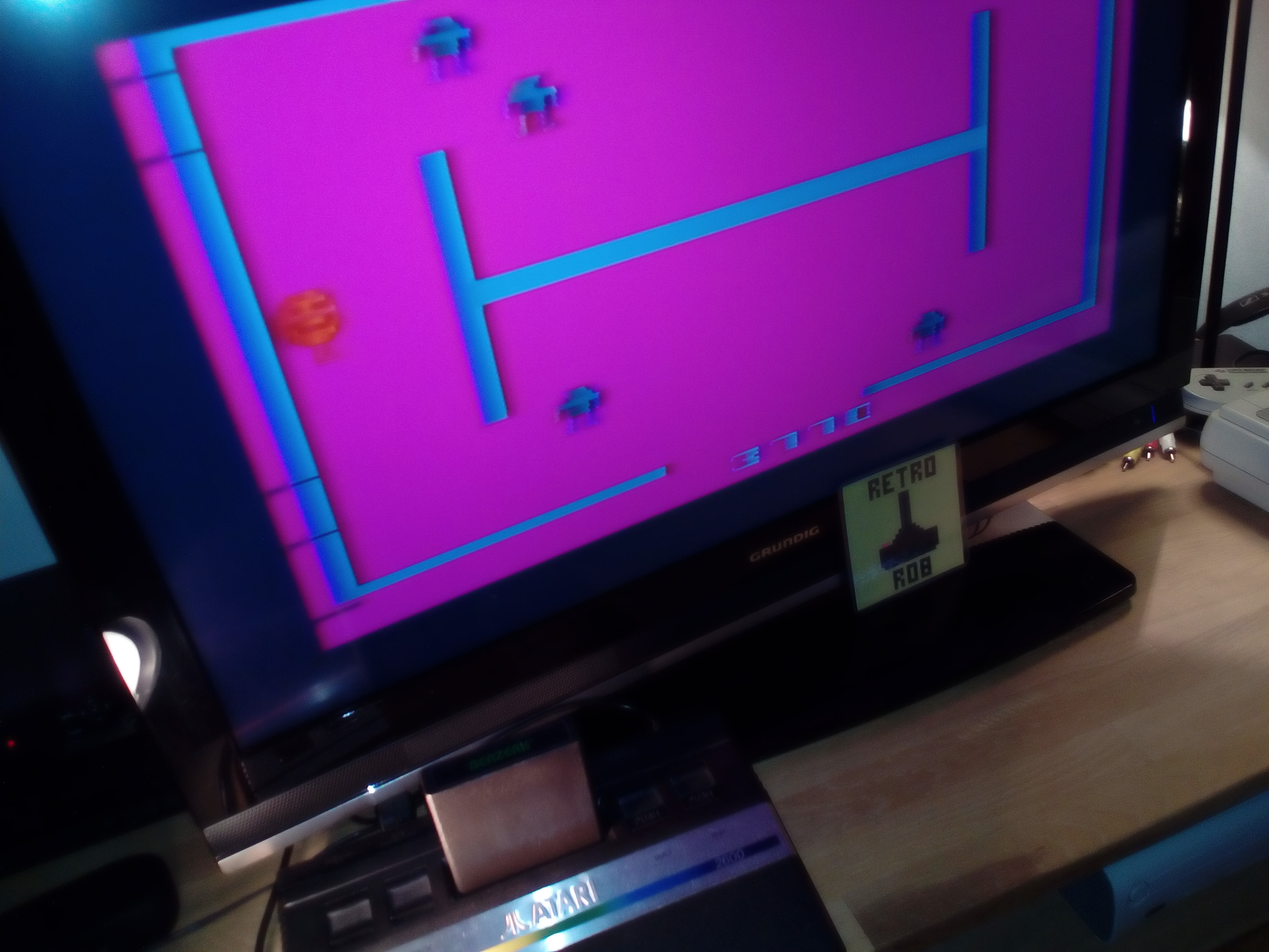 Berzerk: Game 5 3,770 points