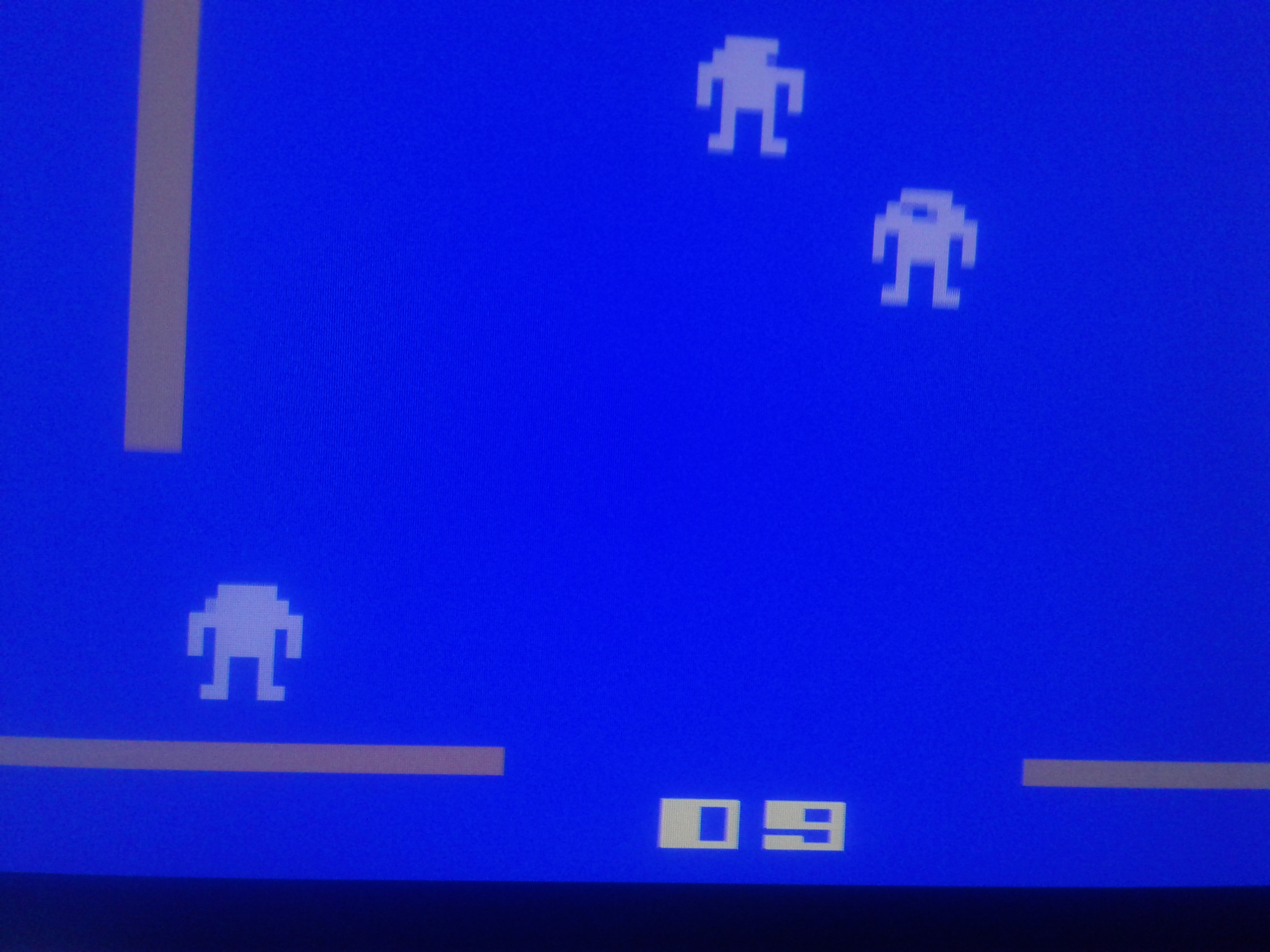 Mark: Berzerk: Game 9 (Atari 2600 Emulated) 1,160 points on 2019-01-23 03:01:22