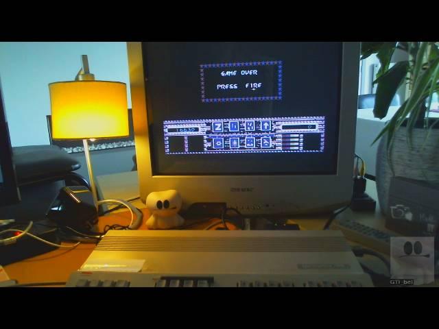 GTibel: Better Dead Than Alien (Commodore 64) 16,630 points on 2019-04-04 07:47:07