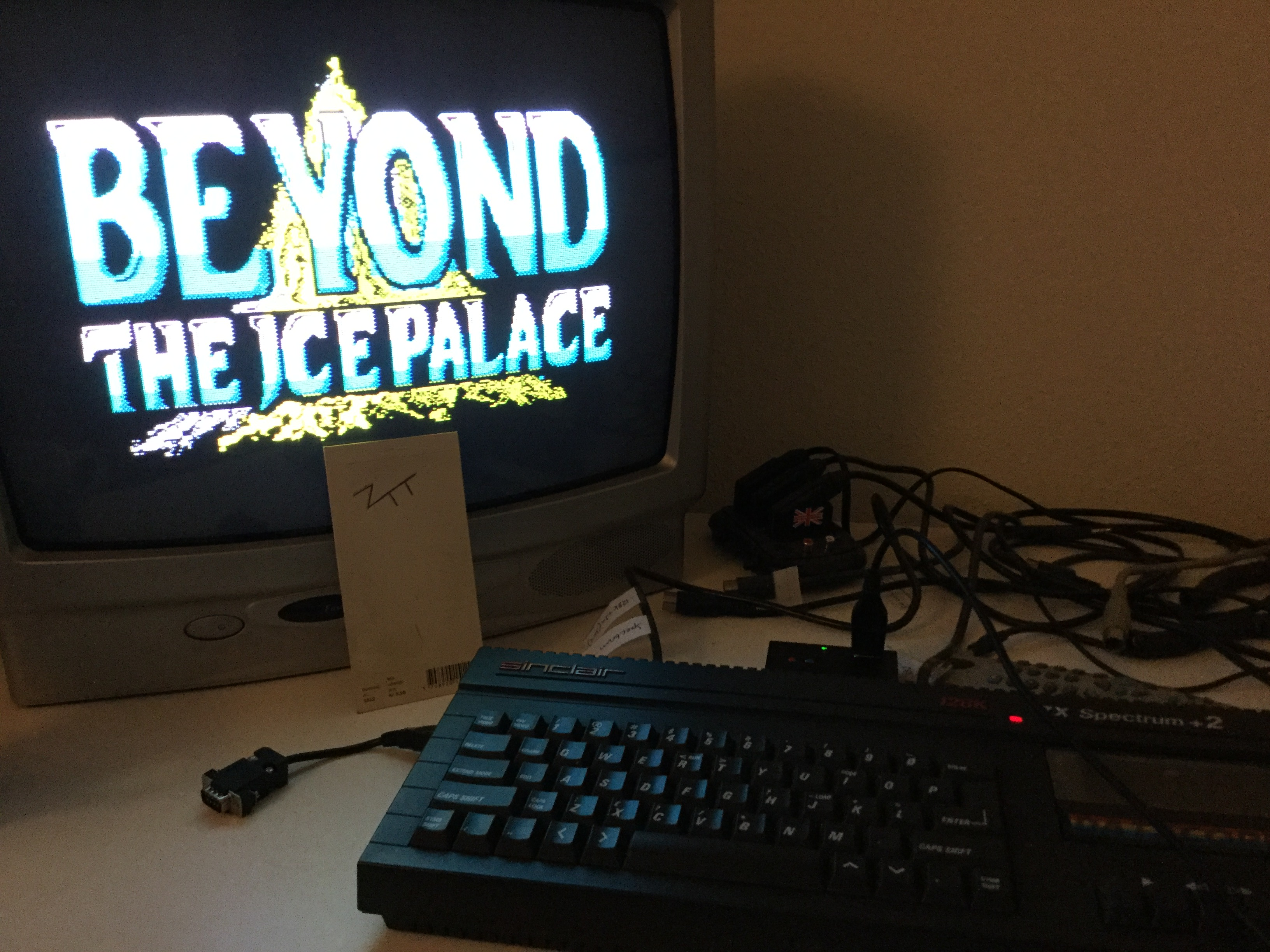 Frankie: Beyond The Ice Palace (ZX Spectrum) 14,800 points on 2017-12-26 04:44:57