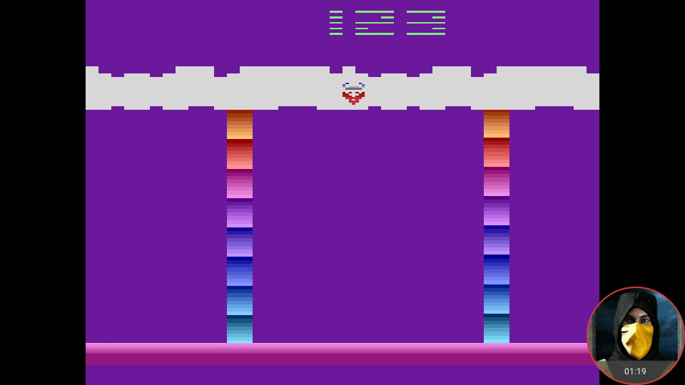 omargeddon: Bifrost (Atari 2600 Emulated Expert/A Mode) 123 points on 2018-02-20 09:02:22