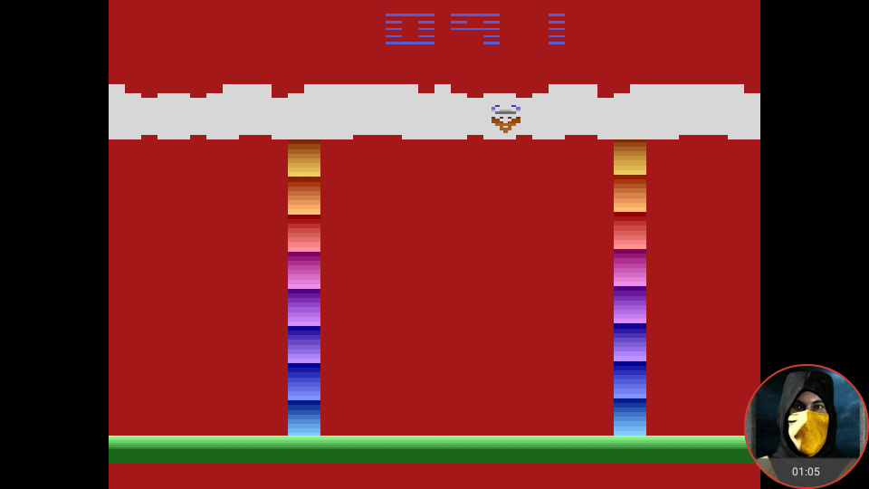 omargeddon: Bifrost (Atari 2600 Emulated Novice/B Mode) 91 points on 2018-02-18 12:06:53