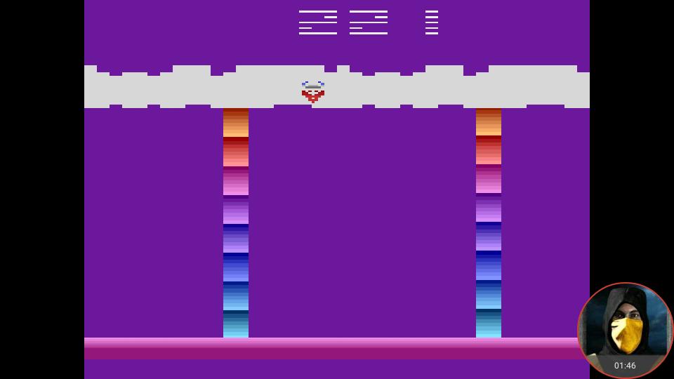 omargeddon: Bifrost (Atari 2600 Emulated Novice/B Mode) 221 points on 2018-02-22 12:33:11
