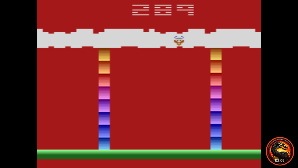 omargeddon: Bifrost (Atari 2600 Emulated Novice/B Mode) 289 points on 2020-02-21 21:05:04