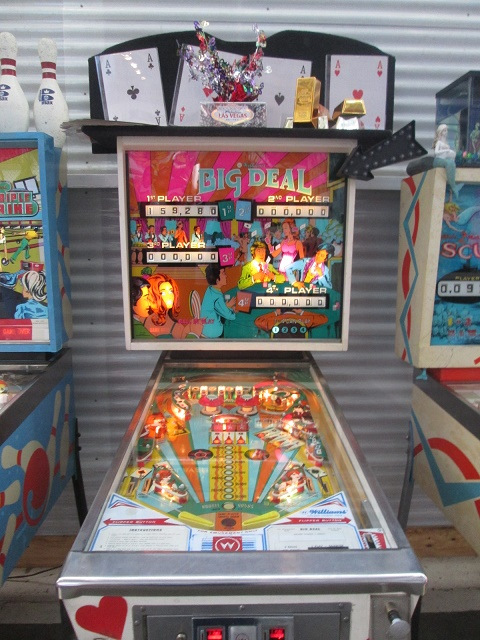 ed1475: Big Deal (Pinball: 3 Balls) 159,280 points on 2017-01-15 16:54:44