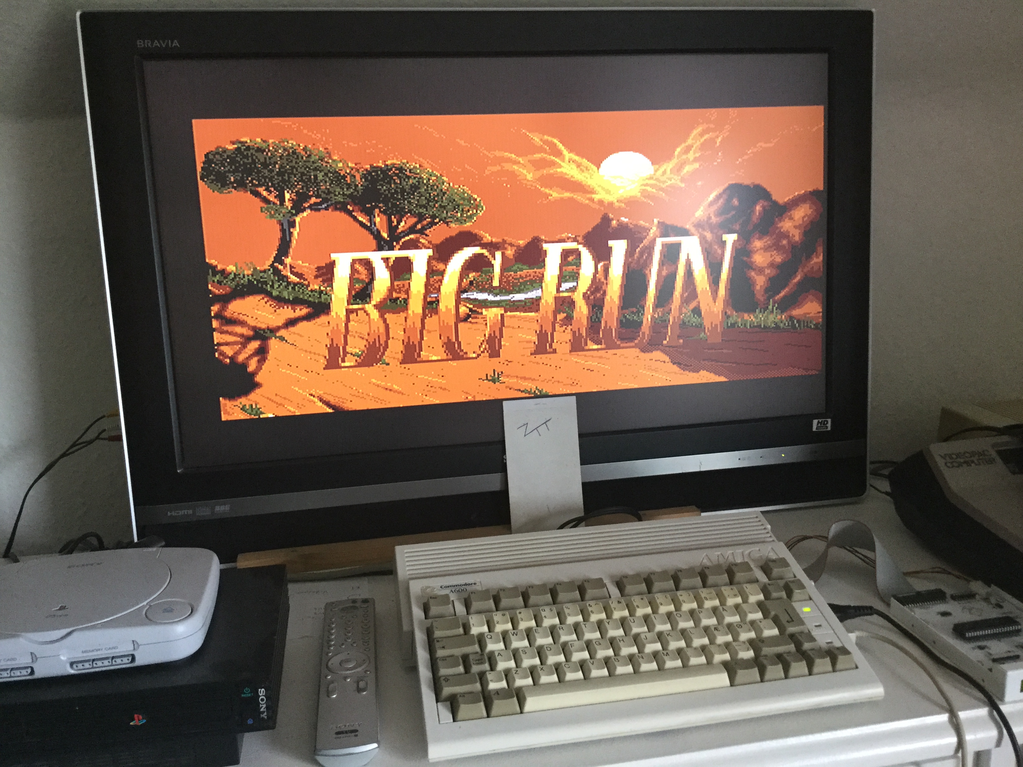 Frankie: Big Run (Amiga) 444,200 points on 2019-06-30 11:41:05