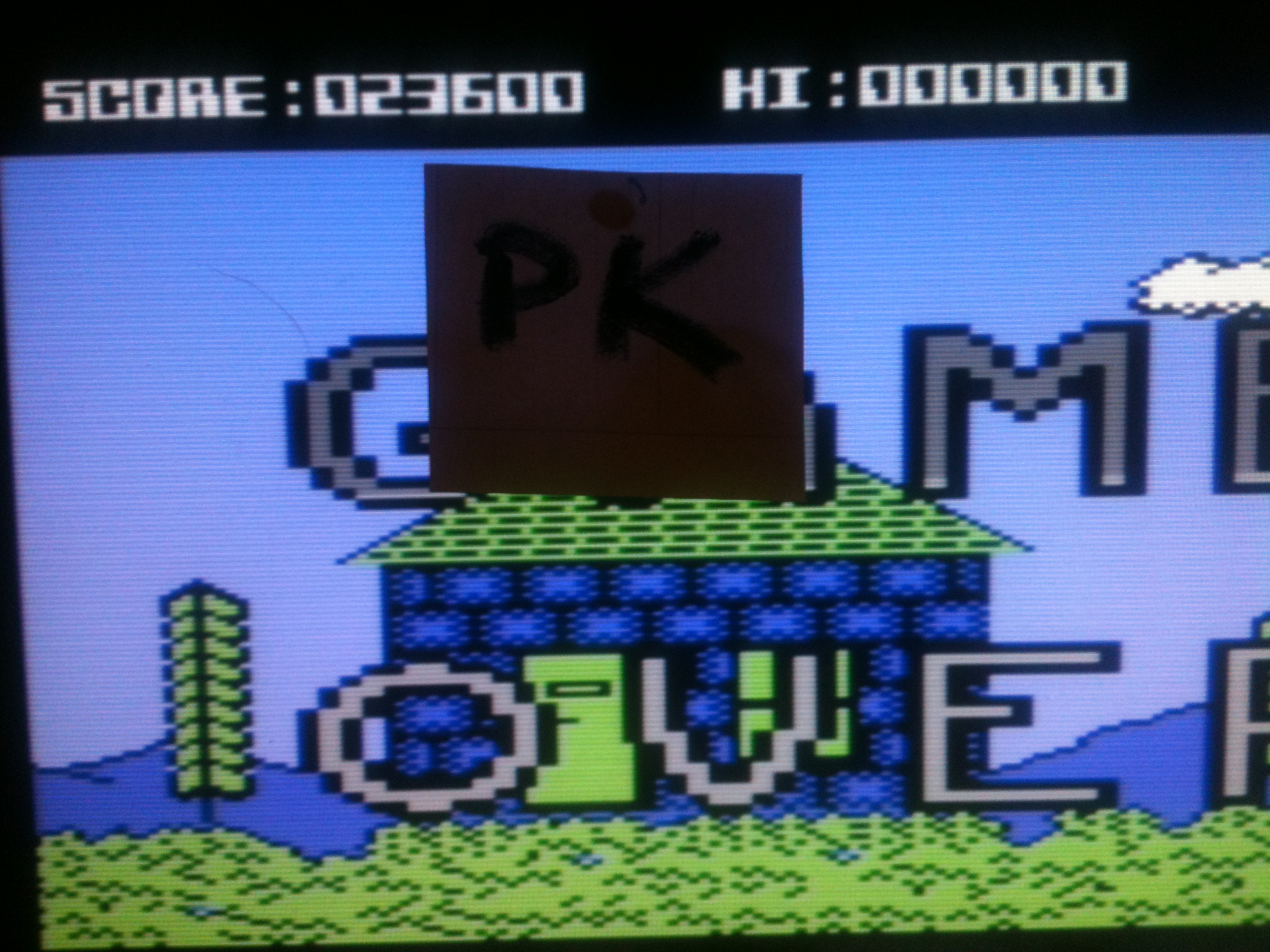 kernzy: Billy The Postman (Commodore 64 Emulated) 23,600 points on 2015-11-15 14:55:56