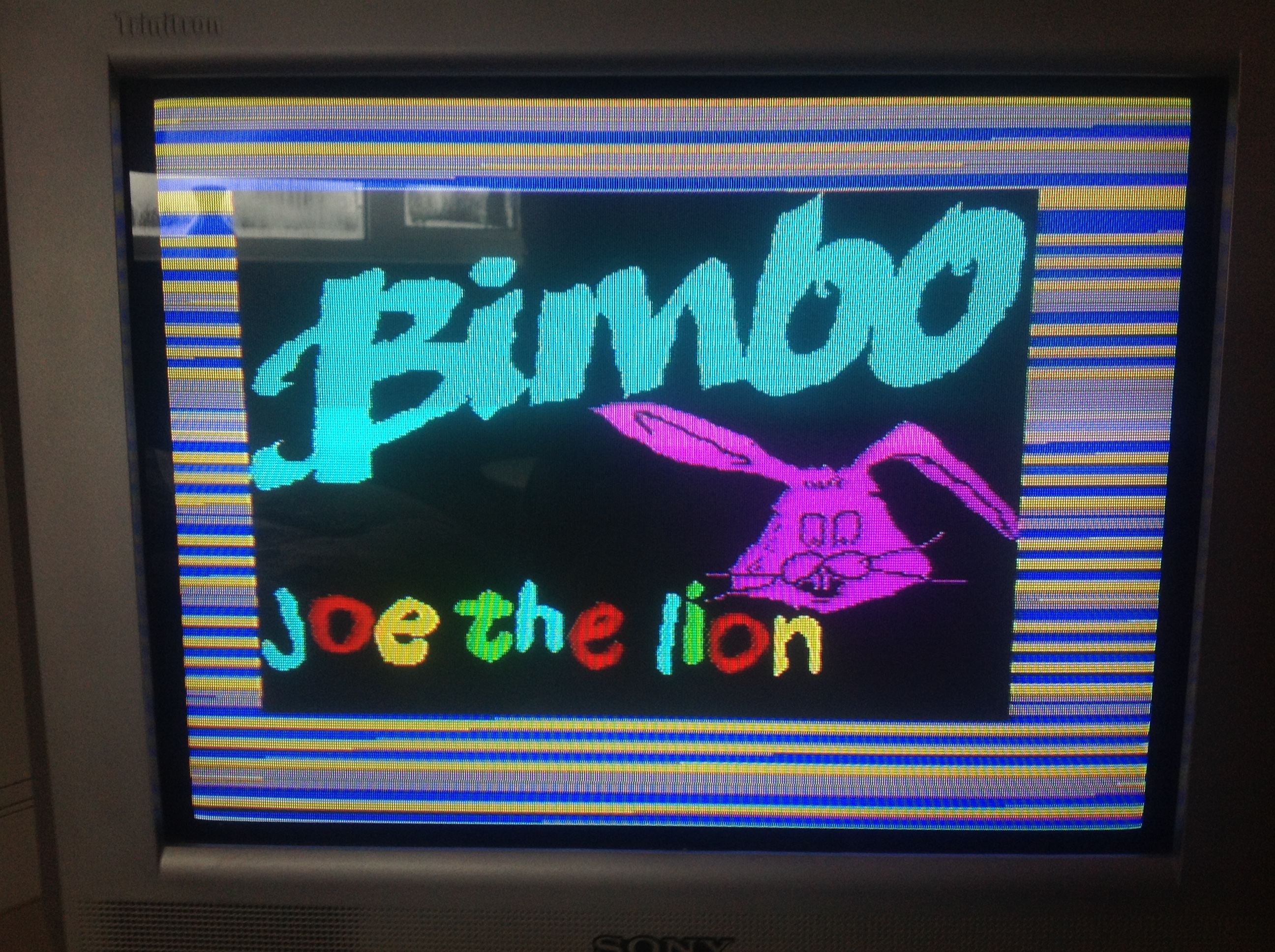 CoCoForest: Bimbo (ZX Spectrum) 32,420 points on 2016-01-05 08:06:42