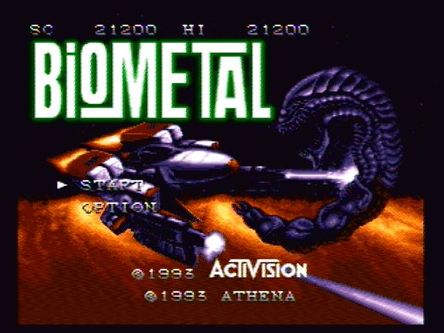 derek: Bio Metal [normal] (SNES/Super Famicom) 21,200 points on 2016-02-10 17:23:16