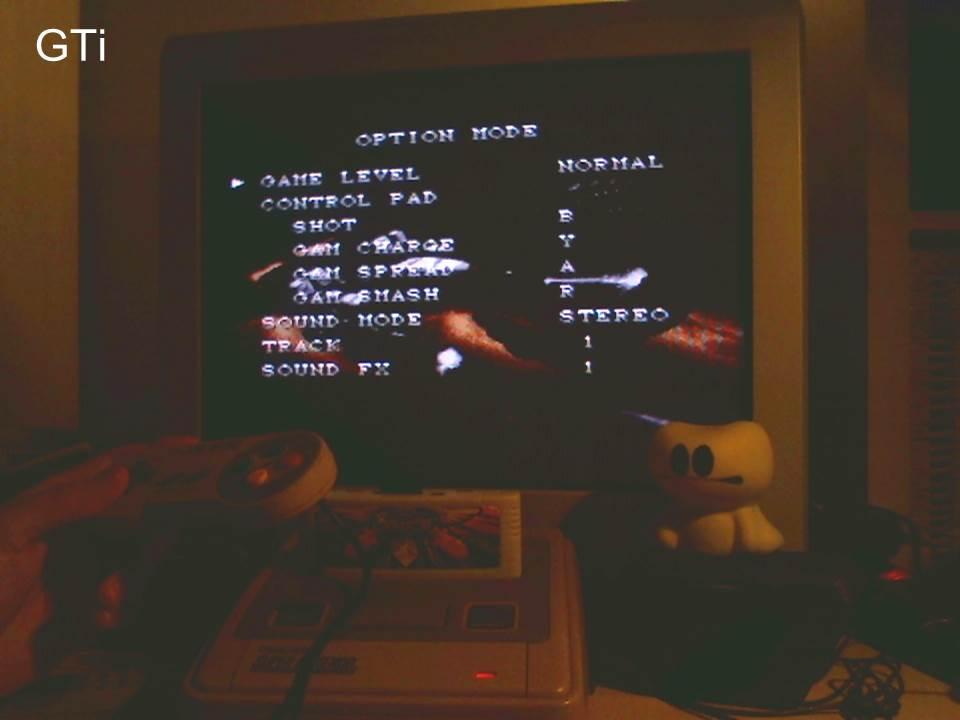 GTibel: Bio Metal [normal] (SNES/Super Famicom) 110,300 points on 2016-10-10 10:48:52