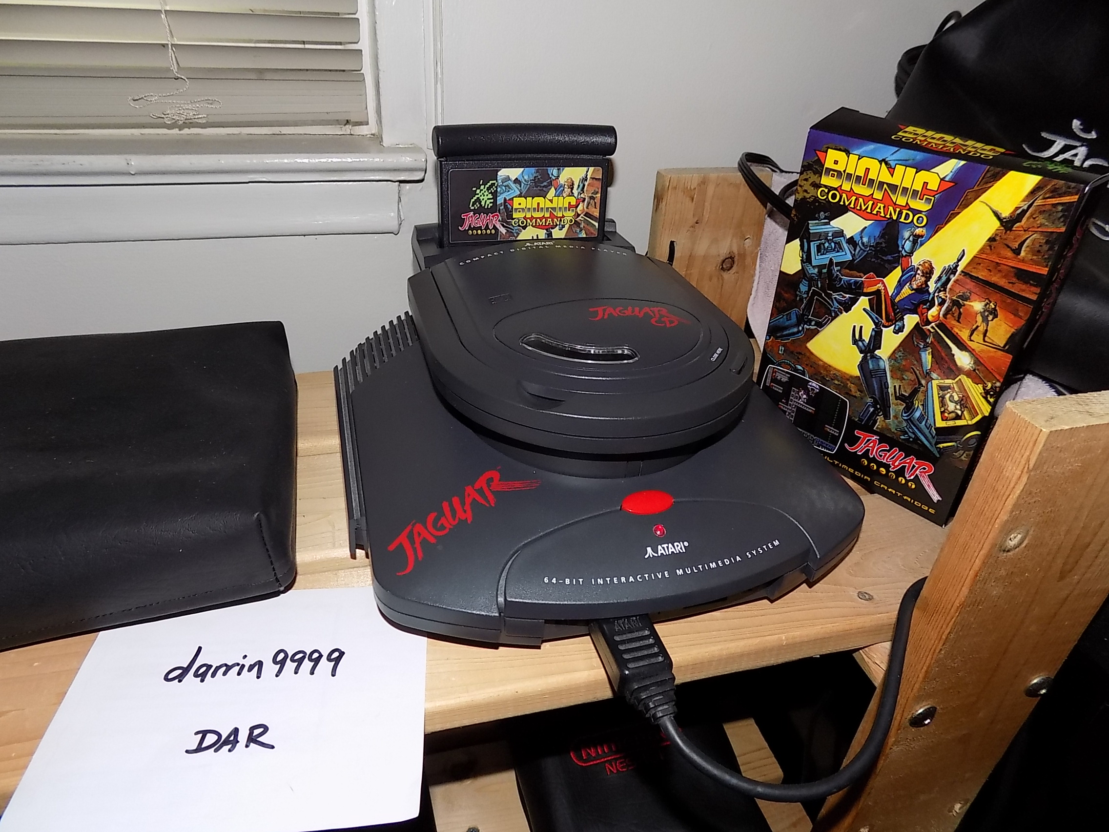 darrin9999: Bionic Commando (Atari Jaguar) 8,900 points on 2018-05-12 13:09:04