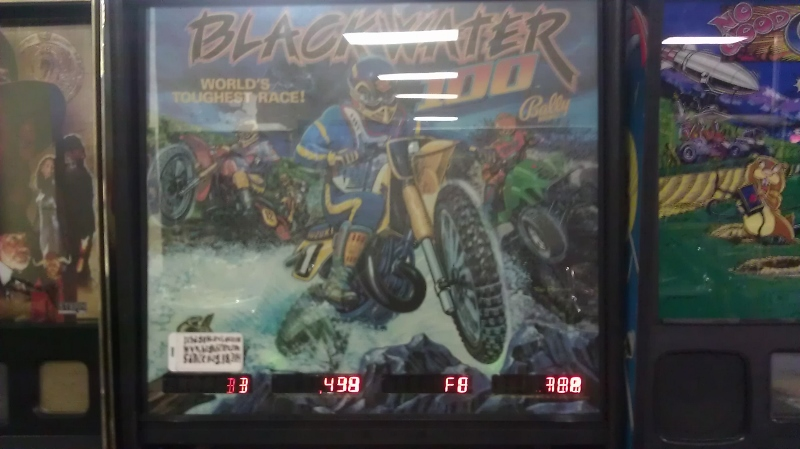 Blackwater 100 3,132,650 points