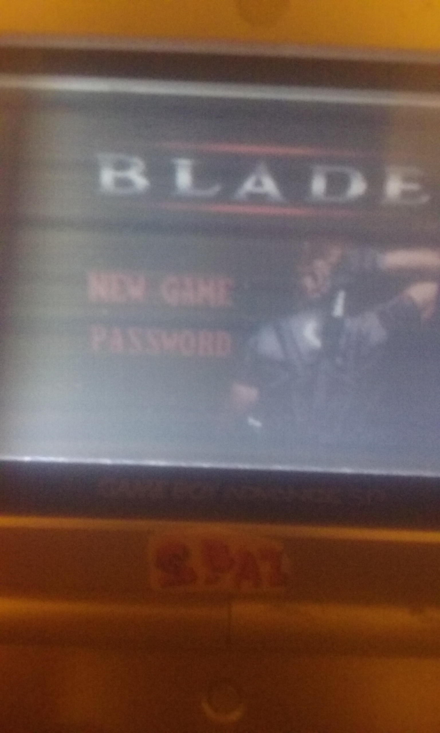 S.BAZ: Blade (Game Boy Color) 551 points on 2020-07-30 16:44:55