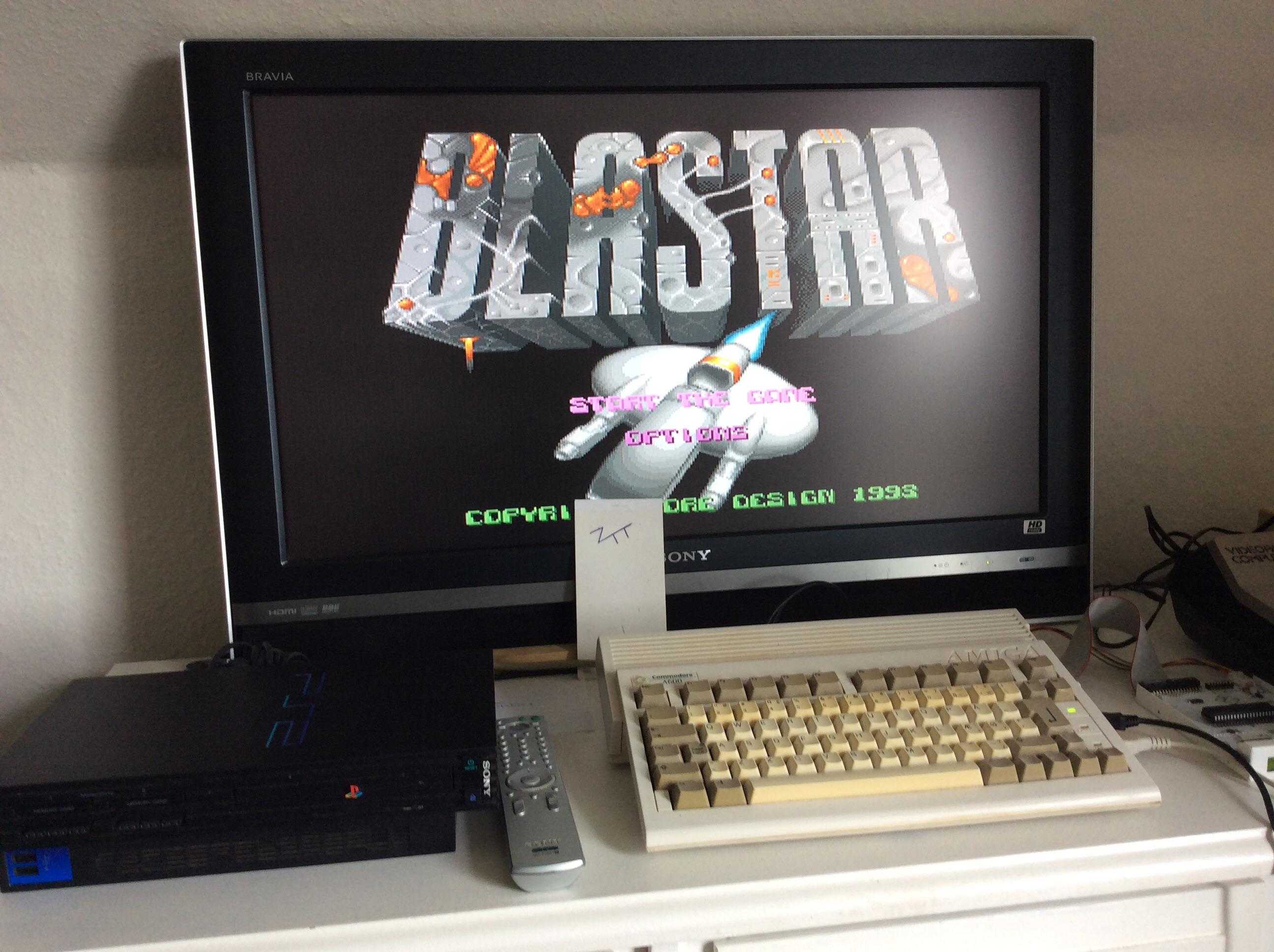 Frankie: Blastar [Normal] (Amiga) 37,750 points on 2016-08-08 07:19:15