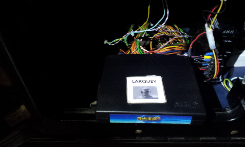 Larquey: Blazing Star (Jamma Pandora