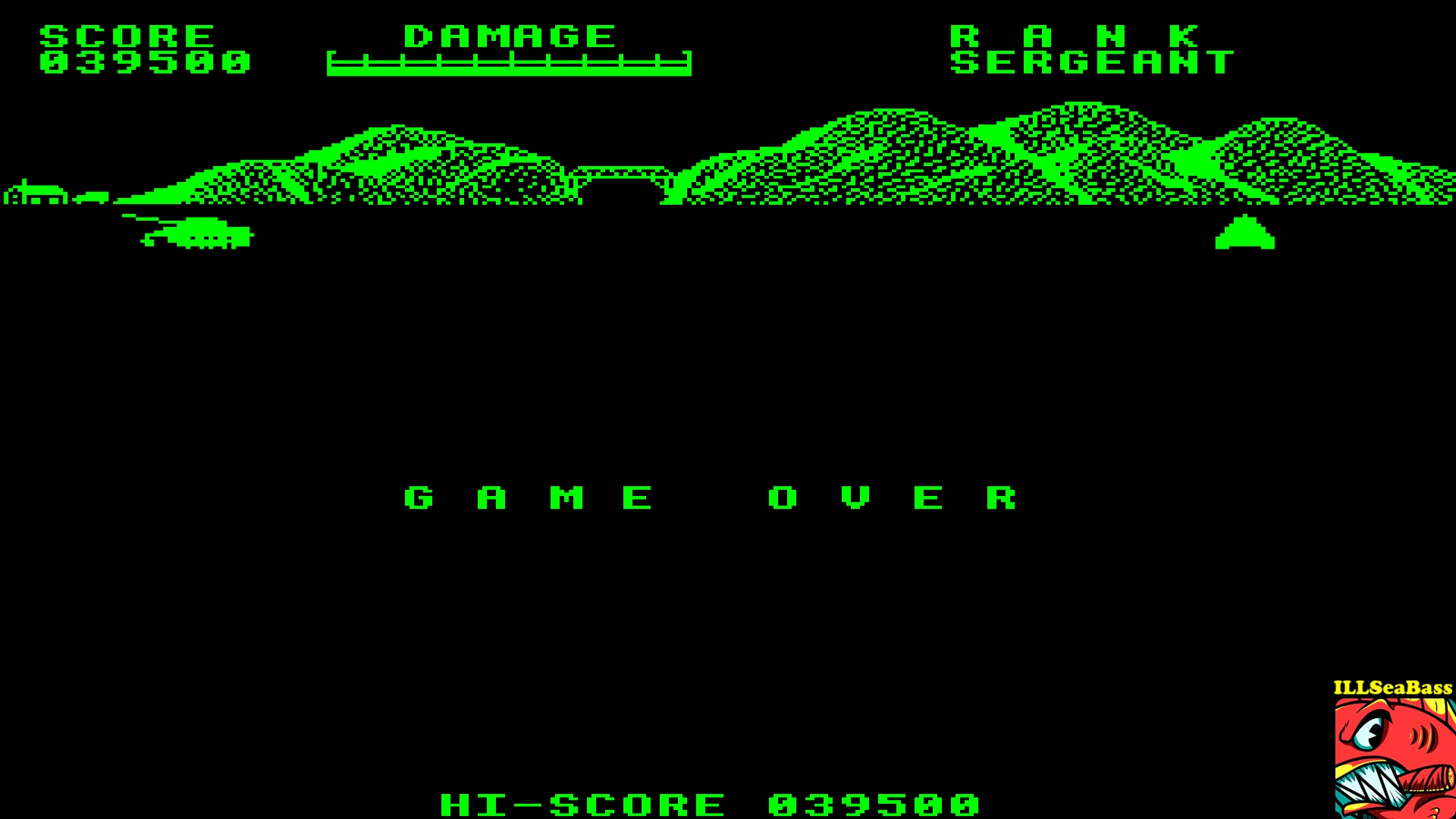 ILLSeaBass: Blitzkrieg (BBC Micro Emulated) 39,500 points on 2017-10-11 21:27:42