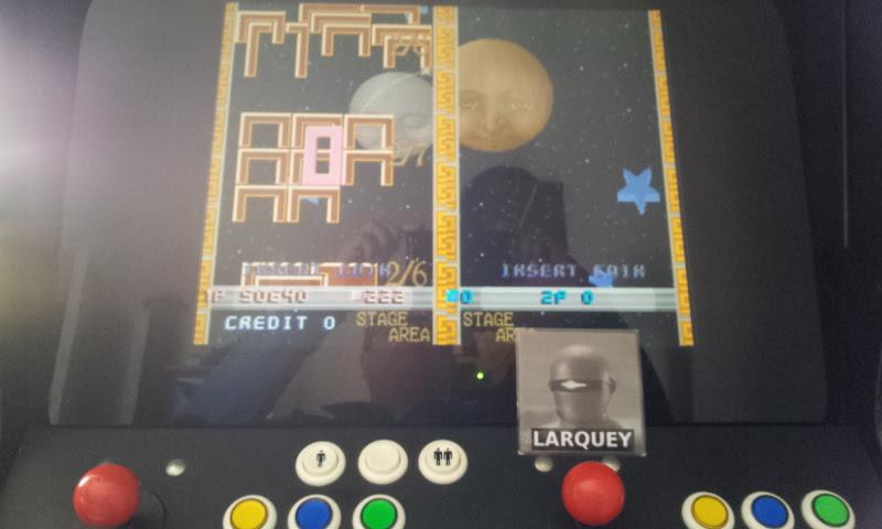 Larquey: Block Hole (Jamma Pandora