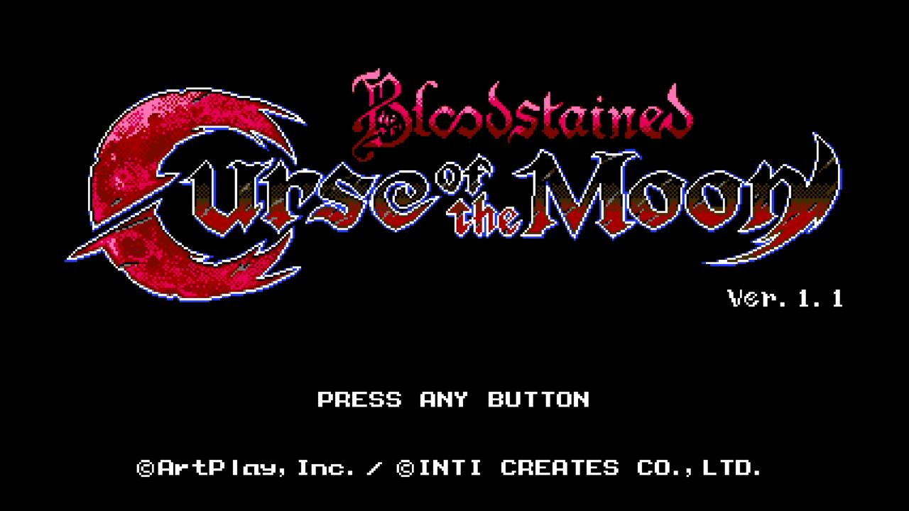 RetroRob: Bloodstained: Curse Of The Moon [Casual] (Playstation 4) 21,100 points on 2019-11-16 06:08:22