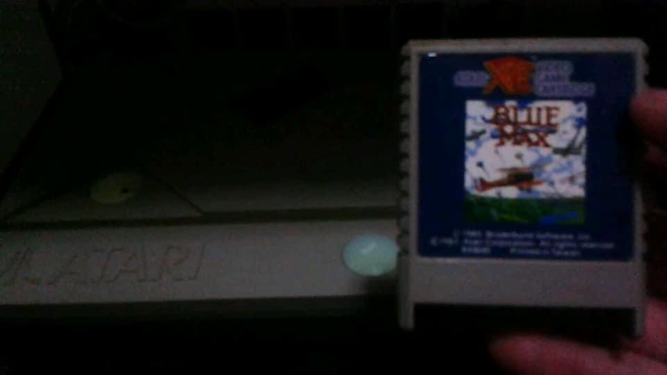 BabofetH: Blue Max [Novice/Gravity Off] (Atari 400/800/XL/XE) 750 points on 2020-06-13 21:00:12