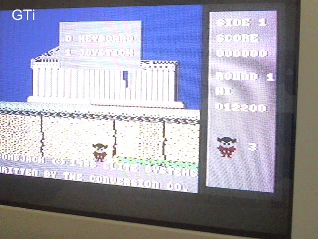 GTibel: Bomb Jack (Commodore 16/Plus4) 12,200 points on 2017-08-28 09:03:54