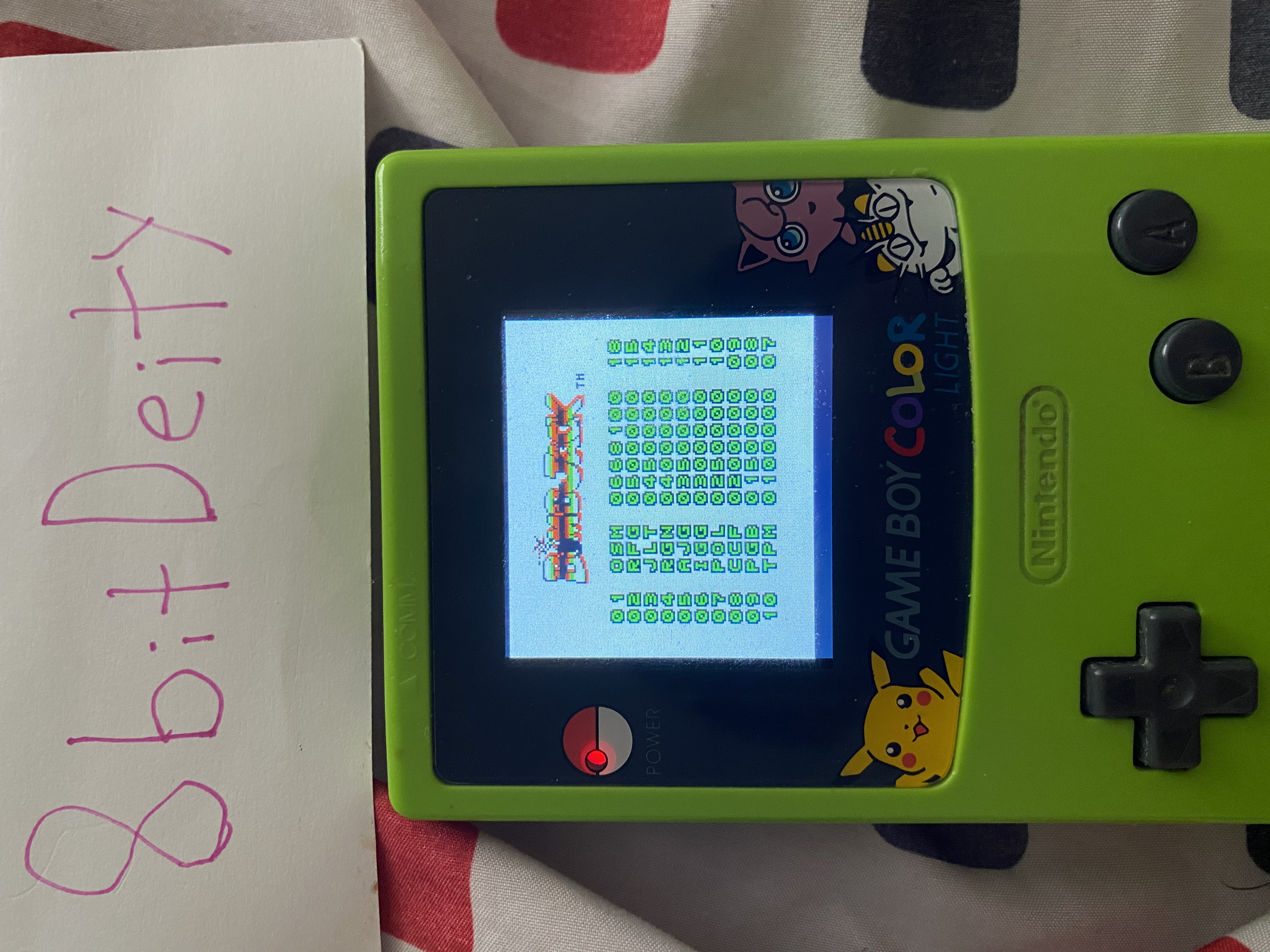 8bitDeity: Bomb Jack (Game Boy) 668,100 points on 2021-02-17 09:04:21