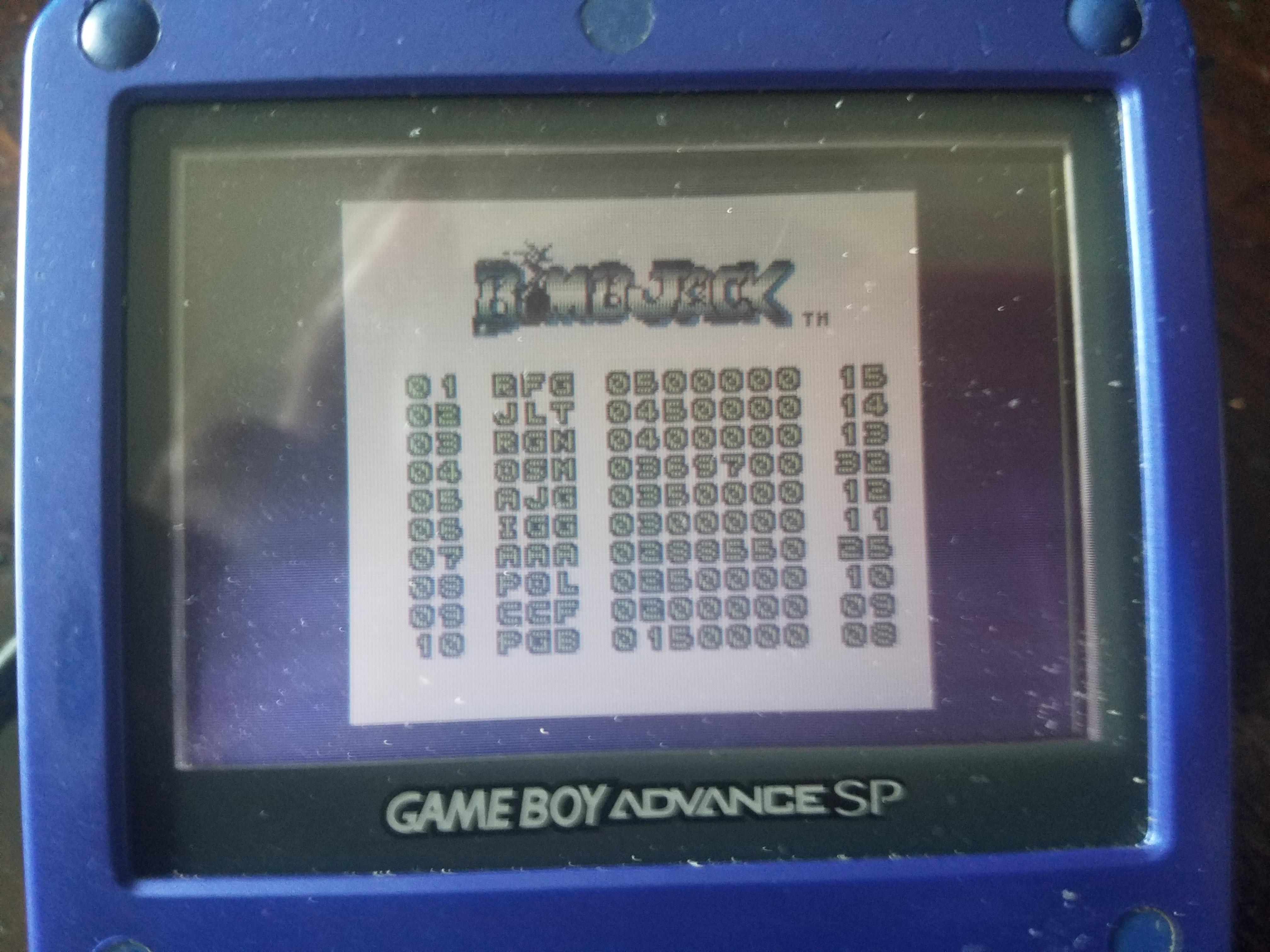 8bitDeity: Bomb Jack (Game Boy) 369,700 points on 2018-05-15 17:26:47