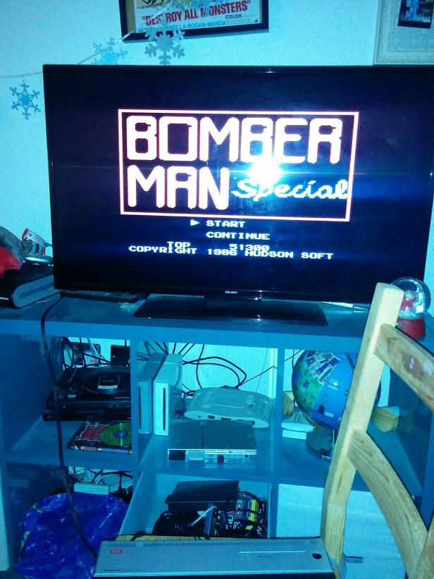 Bomberman Special 51,300 points