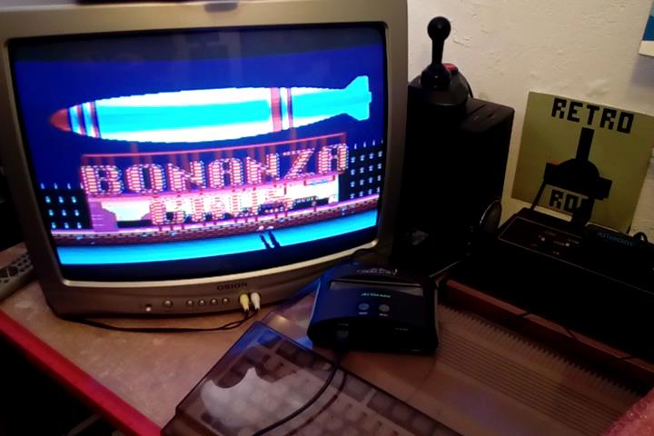 RetroRob: Bonanza Bros. (Sega Genesis / MegaDrive Emulated) 65,200 points on 2020-03-15 13:20:45