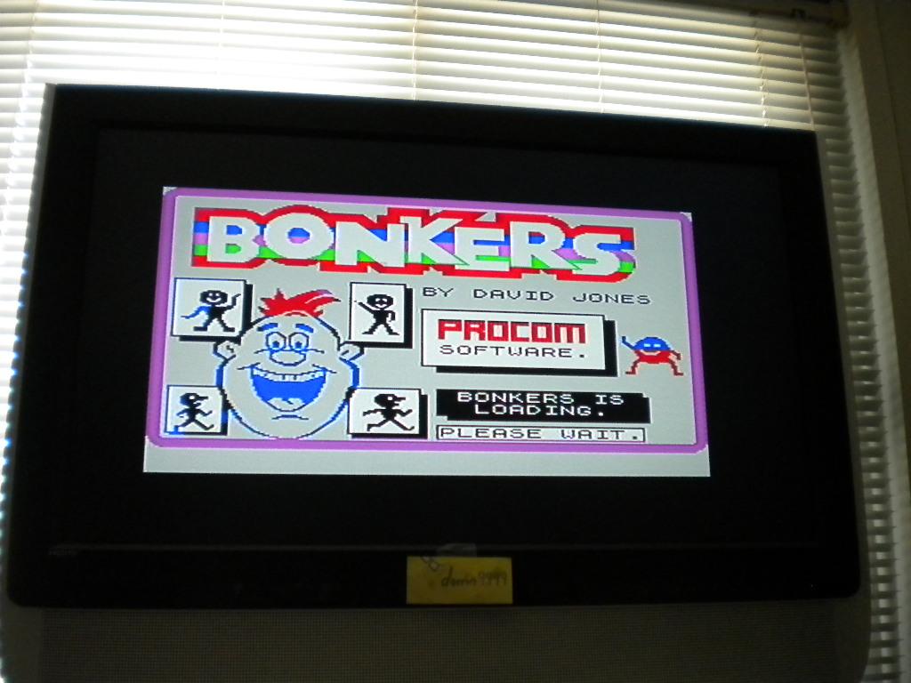Bonkers 580 points