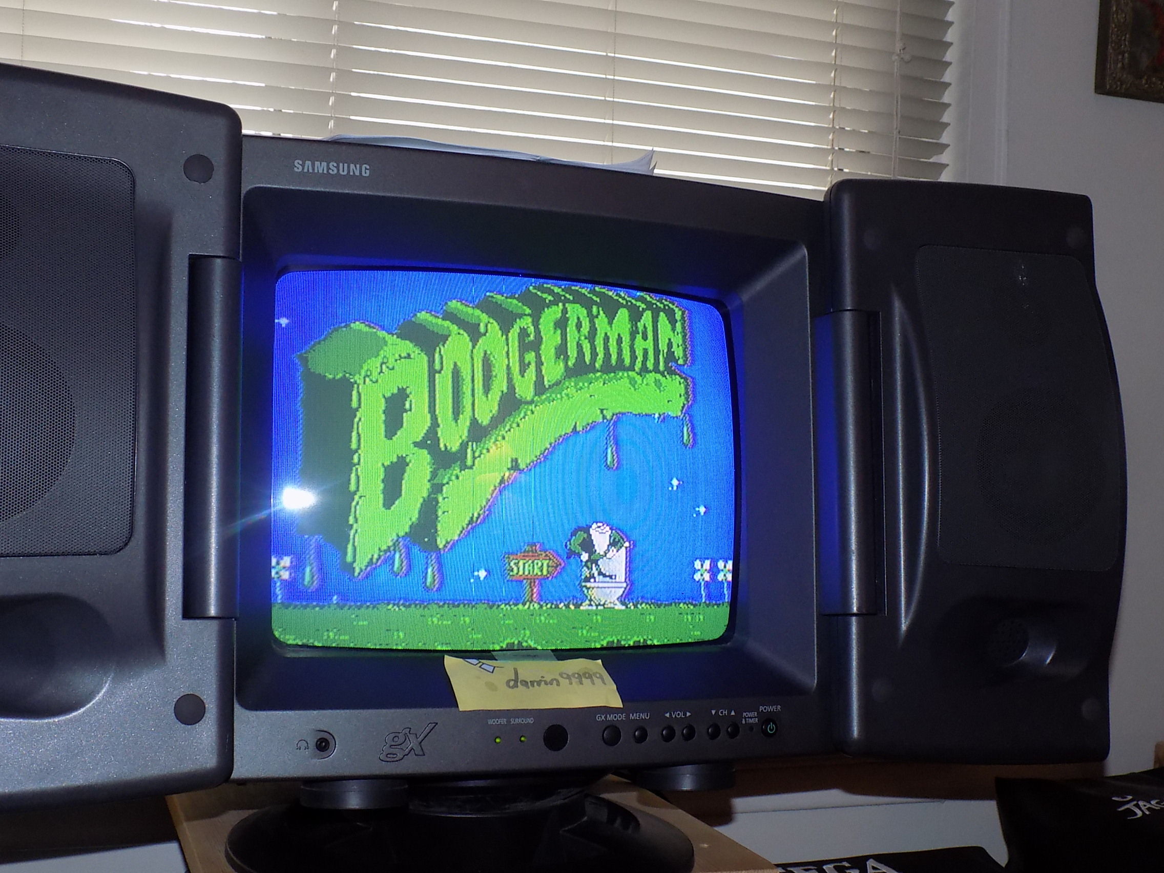 darrin9999: Boogerman (NES/Famicom) 8,070 points on 2018-01-27 11:28:01