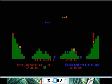 S.BAZ: Boulder Bombers (Atari 400/800/XL/XE Emulated) 716 points on 2016-04-17 16:29:17