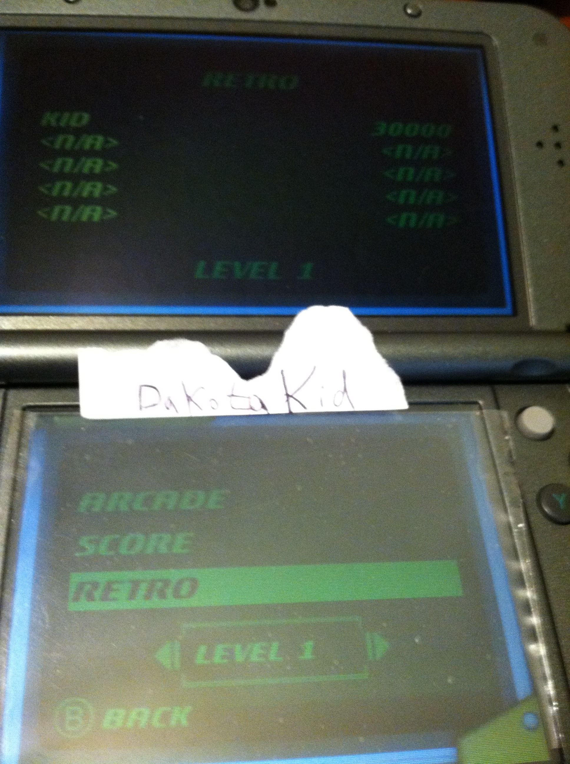 DakotaKid: Boulder Dash-XL 3D [Retro] (Nintendo 3DS) 30,000 points on 2017-11-30 17:33:54