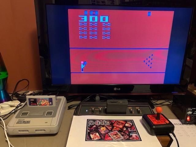 nads: Bowling (Atari 2600 Novice/B) 300 points on 2021-01-15 16:43:49