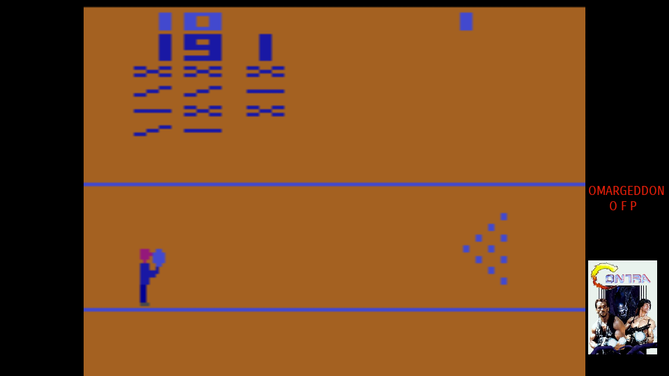 omargeddon: Bowling (Atari 2600 Emulated Expert/A Mode) 191 points on 2017-08-05 09:40:00