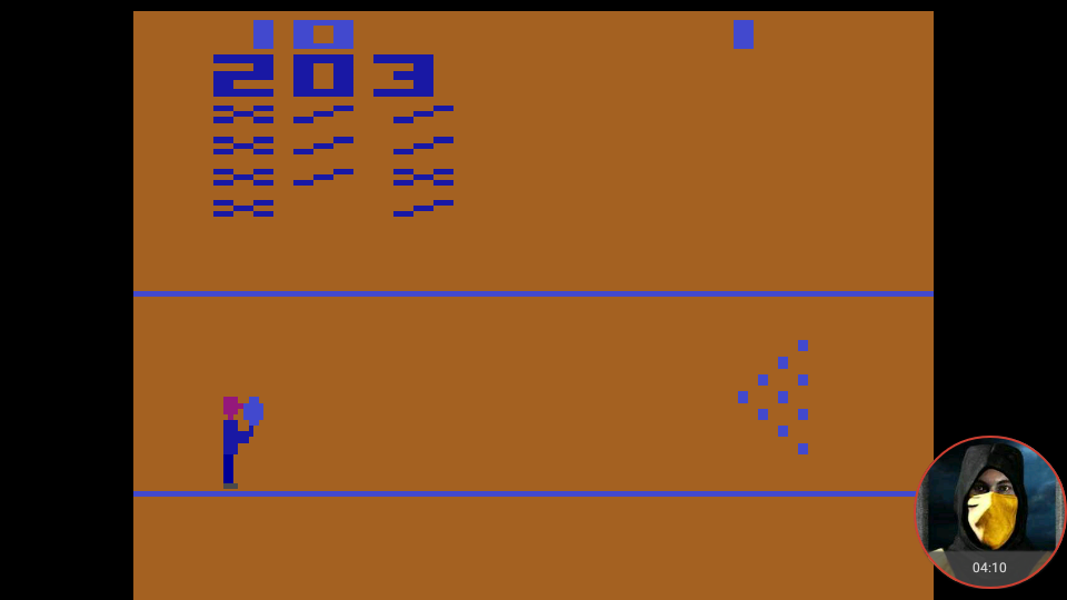 omargeddon: Bowling (Atari 2600 Emulated Expert/A Mode) 203 points on 2018-05-31 19:40:44