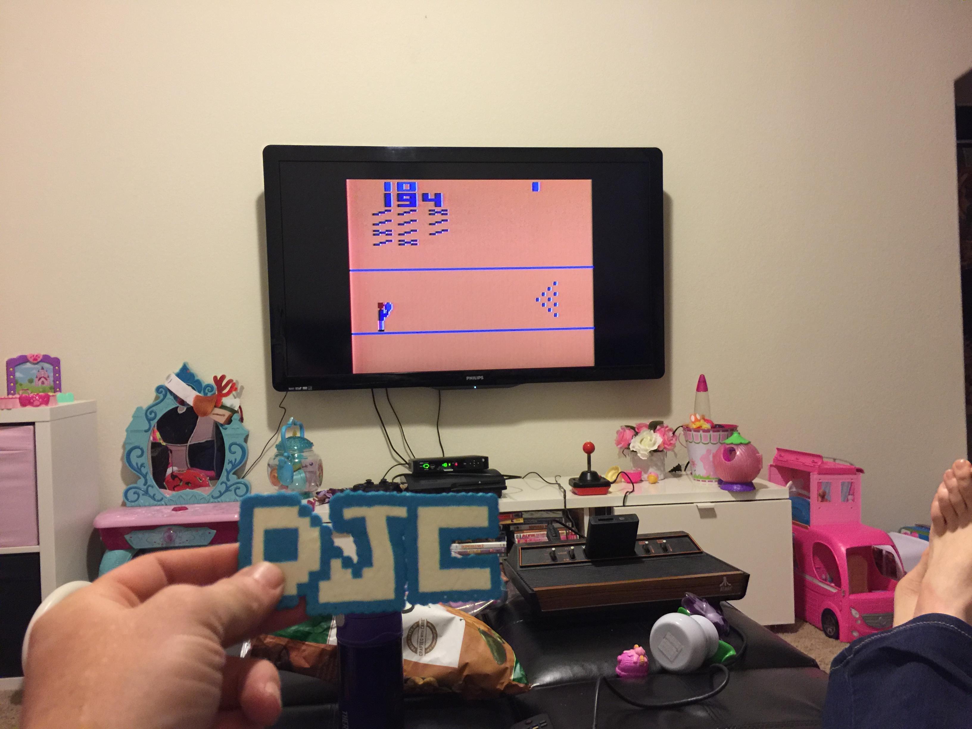 derek: Bowling: Game 3 (Atari 2600 Novice/B) 194 points on 2017-01-10 19:09:14